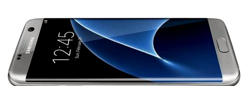 The network has surfaced alleged render Galaxy S7 Edge