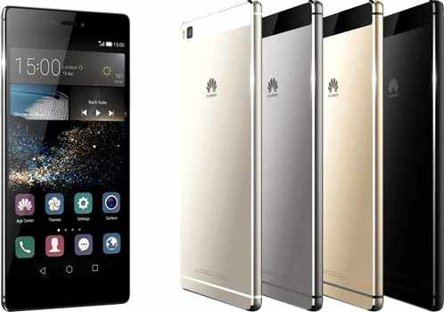We get the root Huawei P8 Lite root