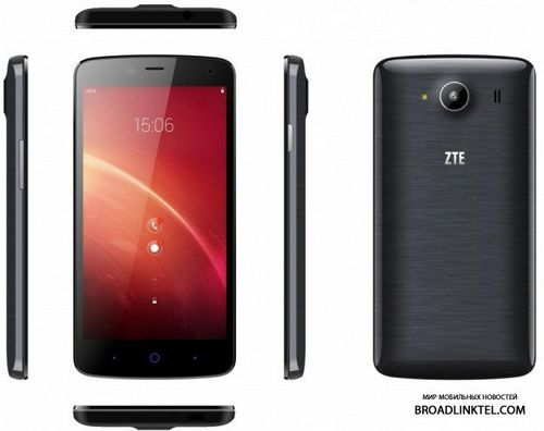 We get the root ZTE Blade Q Lux 3G