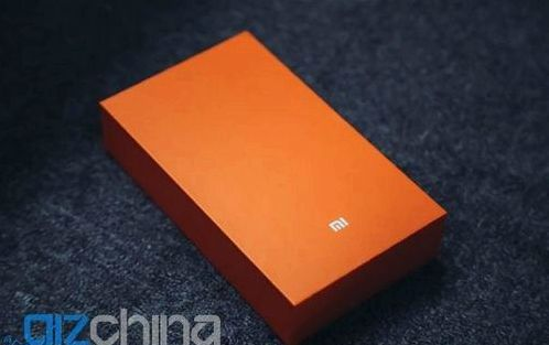 Xiaomi Mi4c again appeared in the photo