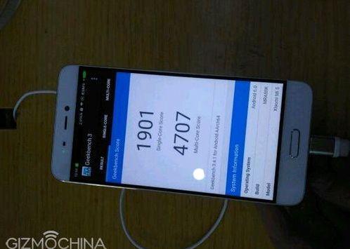 Xiaomi Mi5 wins benchmarks