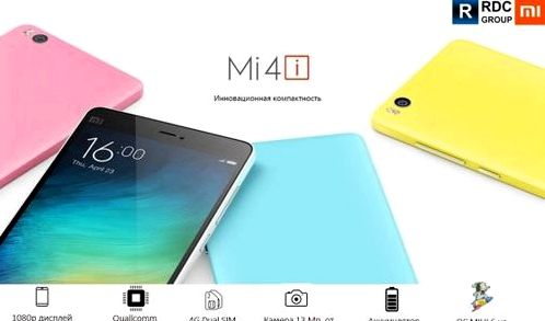 XIAOMI officially enter the Russian market