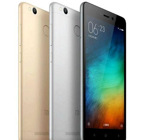 Xiaomi Xiaomi introduced redmi 3 Pro