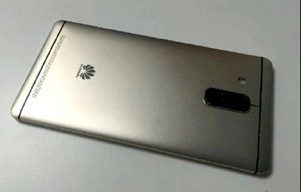 Live photos Huawei Mate 7S appeared on the network