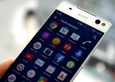 Live photos Sony Xperia C5 Ultra and Xperia M5 hit the net