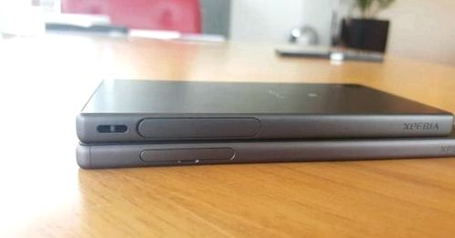 Live Xperia Z5 photos leaked before the presentation