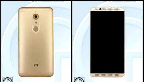 ZTE Axon 2 will be equipped with 2K-display