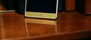 ZTE Nubia X8 shown in the pictures