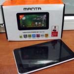 Reviews of Manta MID705