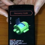 How to disable the graphical key nexus 5