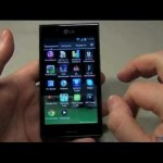 How to unlock the key on the graphic lg l7