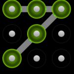 Set unlock pattern
