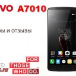 Reviews of Lenovo A7010 forum
