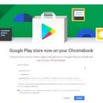 All Android-applications are available on the beta channel of Chrome OS
