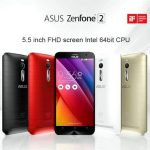 ASUS ZenFone 2 – a minimum of time in the outlet