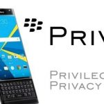BlackBerry talked about Priv security