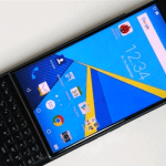 BlackBerry BlackBerry placed official video Priv