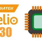 MediaTek chipset introduced flagship Helio X30