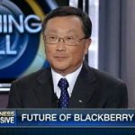 BlackBerry Director was interviewed by Fox Business