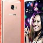 Galaxy C5 Galaxy C7 and went on sale