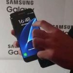 Galaxy S7 Edge appeared in the video review