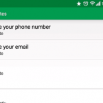 Goggle added privacy settings in Hangouts