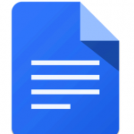 Google Docs has received export Epub
