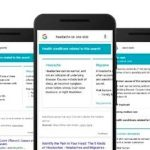 Google Now will receive the search for disease symptoms