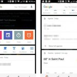 Google is testing a new feature in Google Now on Tap
