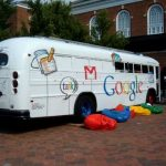 Google patented recognition of school buses