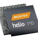 Helio P10 equip 100 smartphones