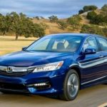 2017 Honda Accord Hybrid has received support Android Auto