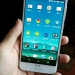 HTC A9 appeared in live photos