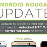HTC announced plans to update their devices
