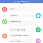 HTC One M9 + went AnTuTu test