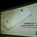 Huawei Mate 8 launched to the global market