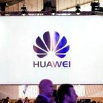 Huawei reported for the first quarter