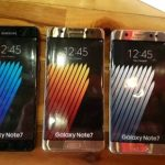 The number of used Galaxy Note 7 exceeds the performance of competitors