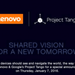 Lenovo will be a partner in the Google Project Tango