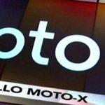 Lenovo brand close Moto X