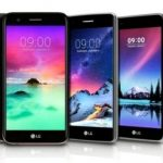 LG announced five new smartphones