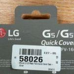 LG G5 SE confirmed through official holster