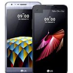 LG introduced a line X smartphones at MWC