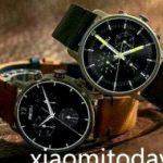 Meizu Watch appeared in the photo