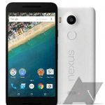 Nexus 5X appeared at the press photos