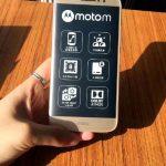 New spy photos Moto M