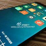 New spy photos Xiaomi Mi Note 2
