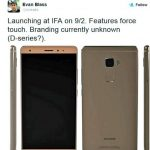 New PHABLET by Huawei will be presented at IFA 2015