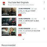New Interface to YouTube