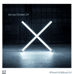 OnePlus OnePlus the X posted a teaser